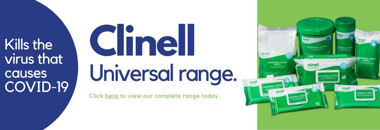 Clinell Universal Range
