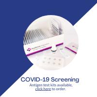 Covid Antigen Banner