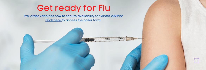 Flu Banner 21/22