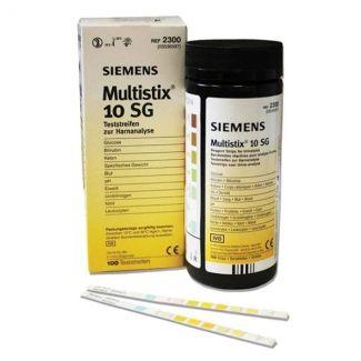 Multistix Reagent Strips 10SG