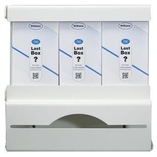 Wall Mounted Standard Glove & Apron Dispenser