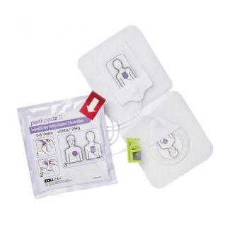 Zoll AED Plus Paediatric padz II Defibrillator Pad