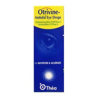 Otrivine-Antistin Drops 10ml