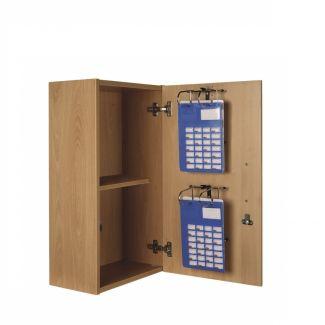 Self Administration Wall Cabinet - 2 Racks