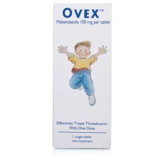 Ovex Tab 100mg - Single