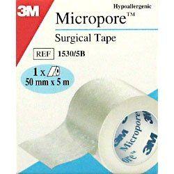Micropore Tape 5cm x 5m