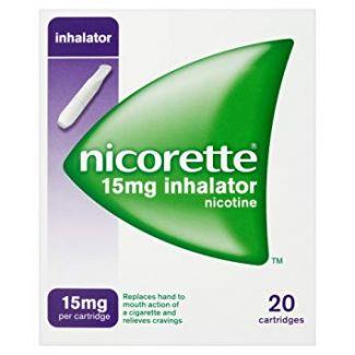 Nicorette Inhalator 15mg 20
