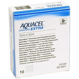 Aquacel AG Extra 5 x 5 cm (10)