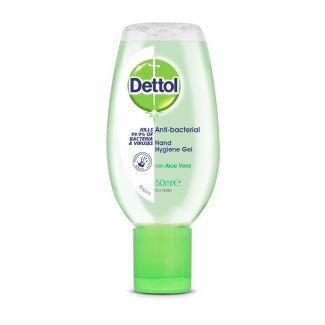 Dettol Hand Sanitiser - Aloe Vera 50ml