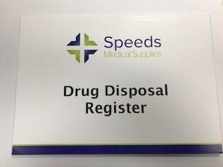 Drug Disposal Register