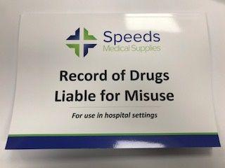Drugs Liable For Misuse Register